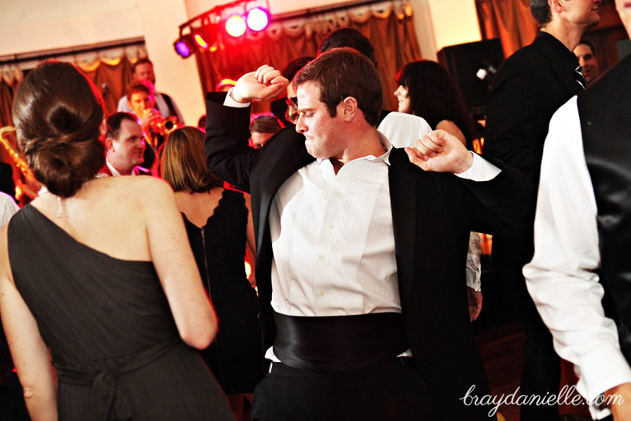 dancing wedding guest, wedding by Bray Danielle Photography