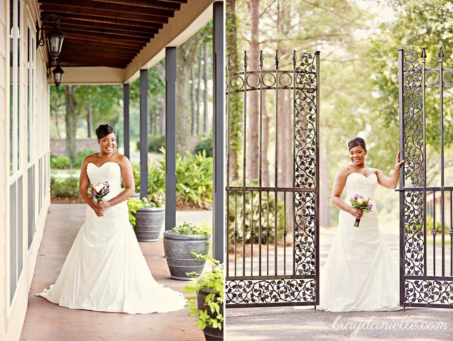 Ashley S Bridal Portraits Bray Danielle Photography