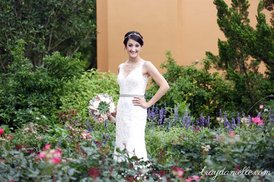 City Park Wedding Baton Rouge