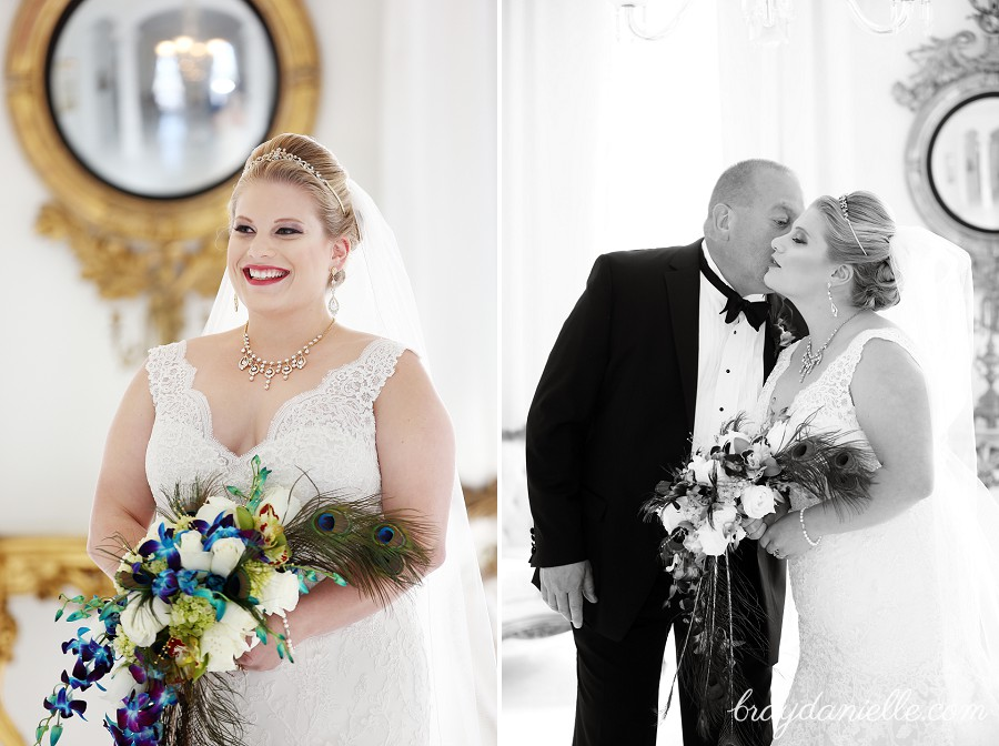 Megan Amp Jason Married At Nottoway Plantation In White