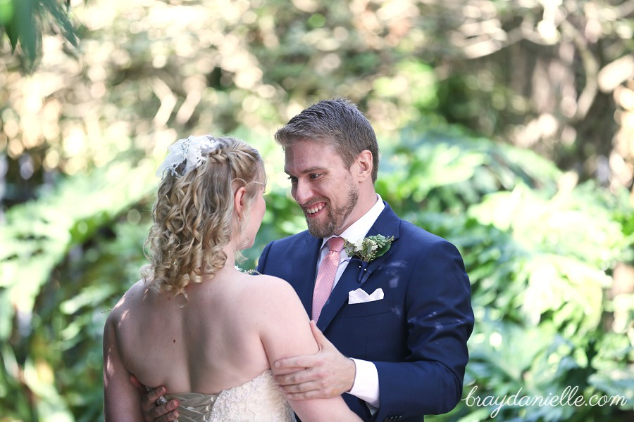 Evelyn And Hunter Married At Audubon Tea Room In New