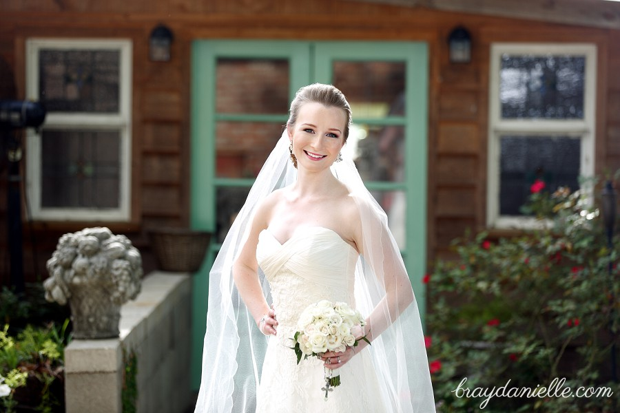 Kimberly S Bridal Session At A Private Residence In Baton