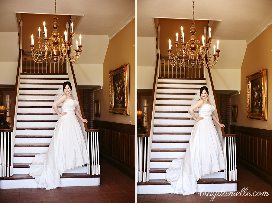 Lauras Bridal Portraits Were Taken At White Oak Plantation In Baton Rouge LA She And Michael Tied The Knot May 30 2014