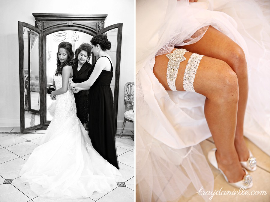 Alanna Cody Married At Nottoway Plantatiom In White
