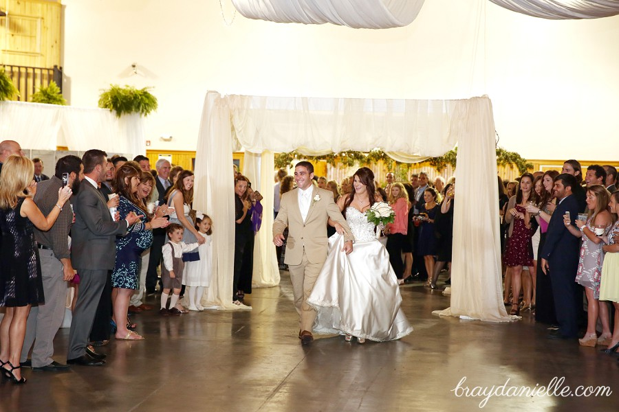 Jessica Brandons Wedding At St John The Baptist Reception At